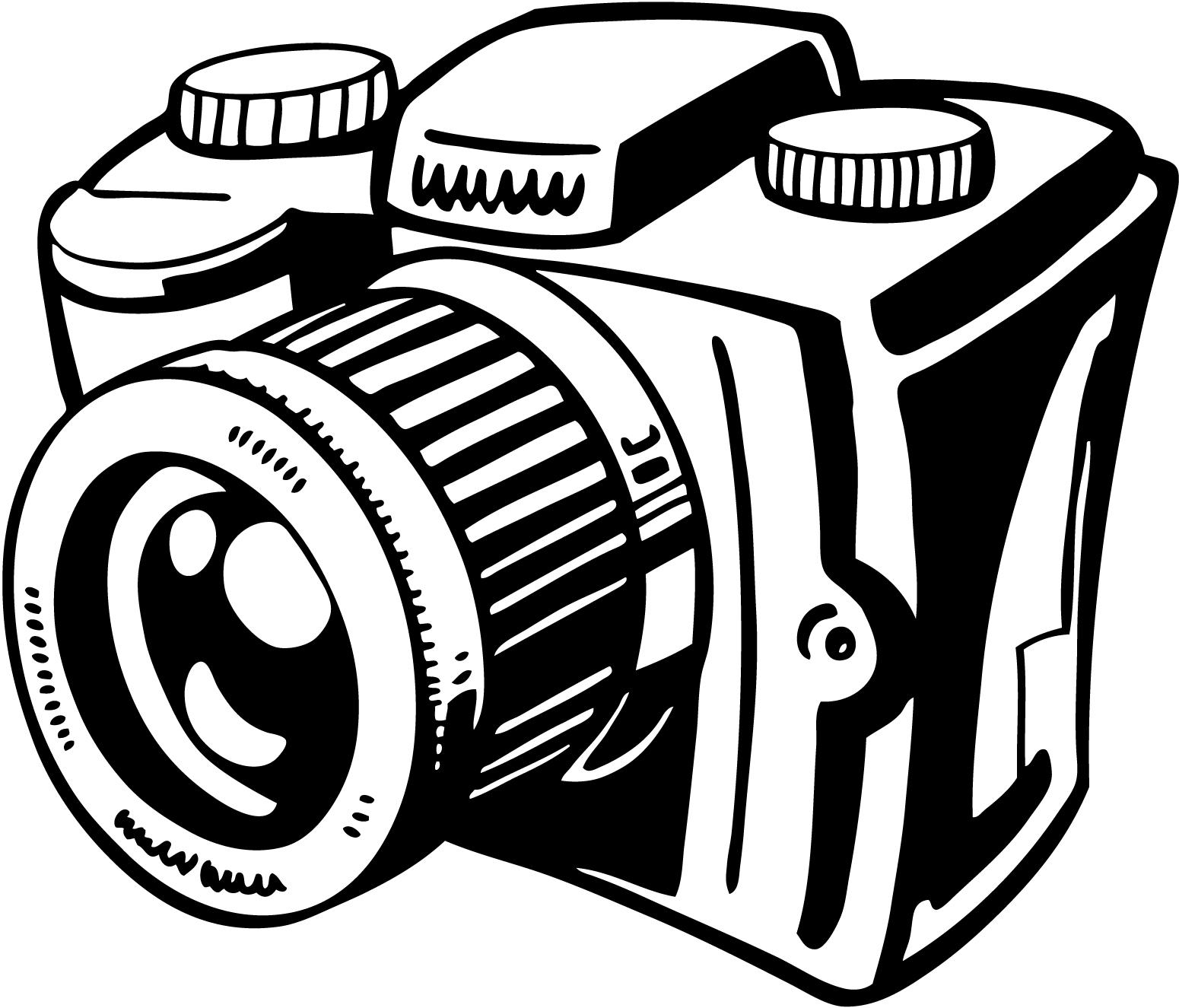 Line Art Studio Karawaci : 画像 カメラのイラスト集 naver まとめ